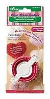 Clover Pom Pom Maker Large Heart 2