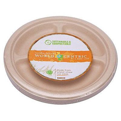 World Centric Wheat Straw Plates