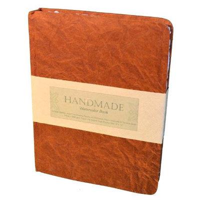 Globalartmaterials Global Art Materials Hand-book Journal Handmade Watercolor Book, 9