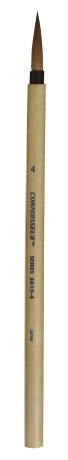 Connoisseur Bamboo Watercolor Brush, #4