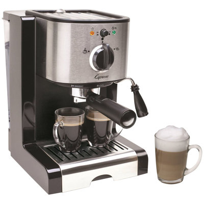 Capresso EC100 Pump Espresso & Cappuccino Machine