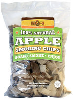 Mr. Bar-b-q Mr Bar B Q Apple Wood Chips