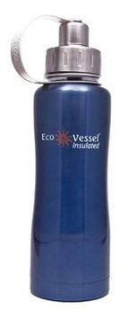 Eco Vessel 'Boulder' - Triple Insulated Vacuum Sealed thermos Stainless Steel Wa