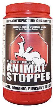 Messina Wildlife Organic Animal Stopper in Shaker Jug, 2-1/2lb.