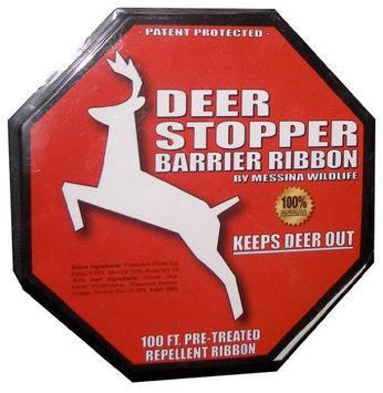 Messina Wildlife Organic Deer Stopper Barrier Ribbon, 100ft.
