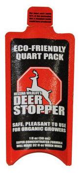 Messina Wildlife Organic Deer Stopper in Pack, 1qt.