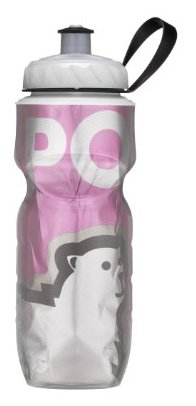 Polar Bottle Big Bear Pink Insulated Water Bottle 20oz