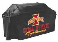 Mr. Bar-B-Q, Inc. 07745IASTGD Iowa State Grill Cover, Black