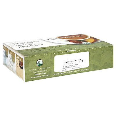 Davidson's Tea Lemon Ginseng Green, Tea Bags, 100ct