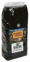 The Organic Coffee Co. Stellar Brew Ground Coffee, 32oz