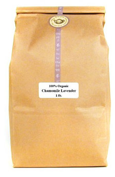 The Tao of Tea Chamomile Lavender, 100% Organic Herbal Tea, 1lb