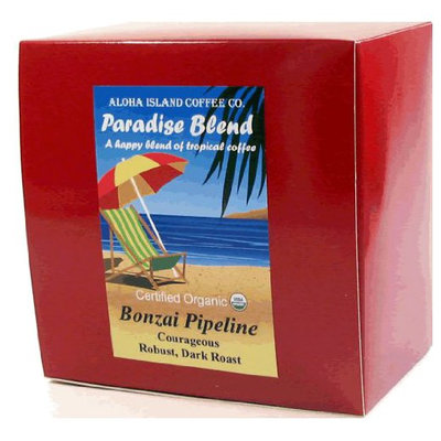 Aloha Island Coffee Company Coffee Pods - Dark Roast - 18 ct