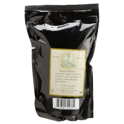 Zhenas Gypsy Tea Zhena's Gypsy Tea Raspberry Earl Grey Organic Loose Tea, 16oz Bag