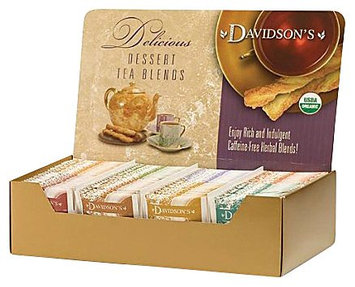 Davidson's Tea Single Serve Coconut Vanilla, 100ct