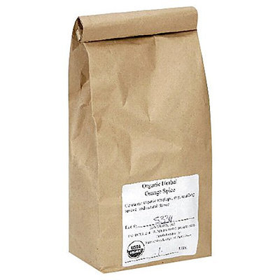 Davidson's Tea, Loose Leaf Bulk, Herbal Orange Spice, 16oz bag