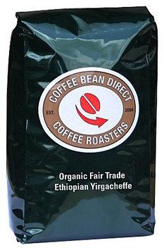 Coffee Bean Direct Organic Whole Bean - Ethiopian Yirgacheffe - 5 lb