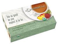 Davidson's Tea Davidson Organic Tea 166 Chamomile Flower Tea Box of 100 Tea Bags