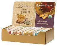 Davidson's Tea Single Serve Caramel Peach W/ Coconut, 100ct