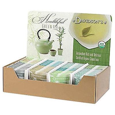 Davidson's Tea Single Serve Jasmine Flower, 100ct