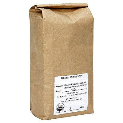 Davidson's Tea, Loose Leaf Bulk, Orange Spice, 16oz bag