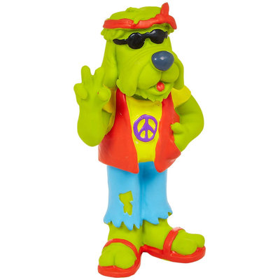 Knight Pet Latex Chew Toy - Hippie