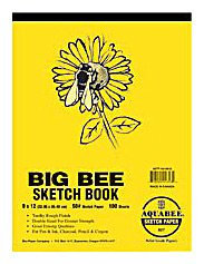 Bee Paper Company Bee Paper Big Bee Sketch Pad, 14