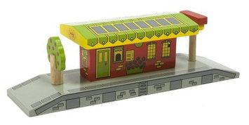 Bigjigs Toys Bigjigs Village Station Expansion Train Track