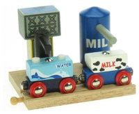Bigjigs Rail BJT187 Milk and Water Depot