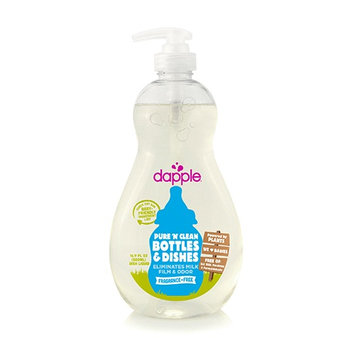 dapple Bottle & Dish Liquid Fragrance-Free