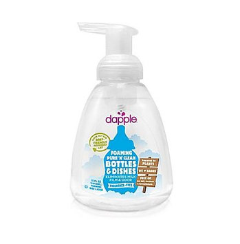 dapple Foaming Bottle & Dish Liquid Fragrance-Free