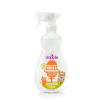 dapple Toy & High Chair Cleaner Spray Fragrance-Free