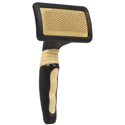Four Paws Ultimate Touch Slicker Wire Brush - Gentle