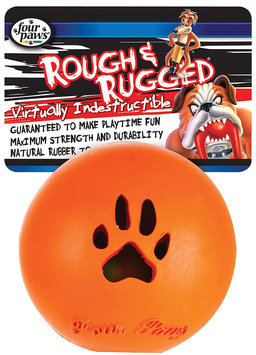 Four Paws Rough & Rugged Ball in Ball