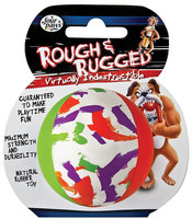 Four Paws Pet Products DFP20475 Rough And Rugged Rubber Wiggler Ball