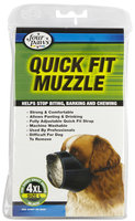 Topdawg Pet Supply Four paws quick fit muzzle 4xl-79964