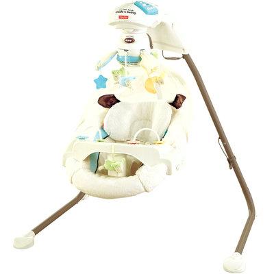 Fisher Price Cradle 'n Swing Plug - My Little Lamb