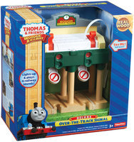Fisher Price Fisher-Price Thomas & Friends Wooden Railroad Over-The -Track Signal