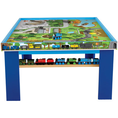Fisher Price Fisher-Price Thomas & Friends Wooden Railroad Wood Table