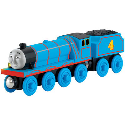 Fisher Price Fisher-Price Thomas & Friends Wooden Railroad Talking Gordon - 1 ct.