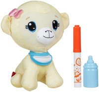 Mattel, Inc. Doodle Monkey Fisher Price Doodle Bear Babies Baby Plush Toy