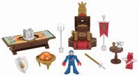 Mattel, Inc. Imaginext Castle Battle Plan by Fisher Price