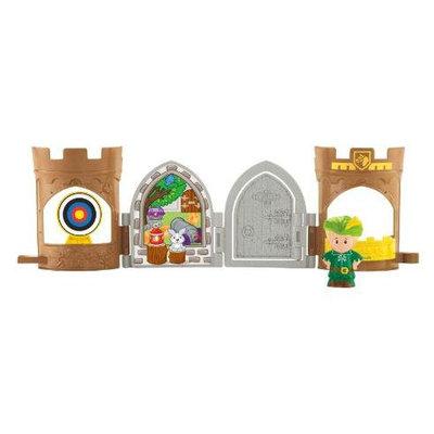 Fisher Price Little People Robin Hood Pop Open Castle
