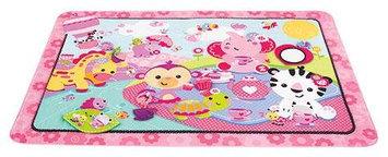 Fisher Price Jumbo Playmat- Pink