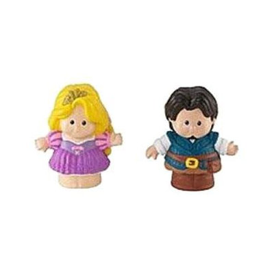 Mattel, Inc. Fisher-Price - Little People - Disney Princess Rapunzel & Flynn