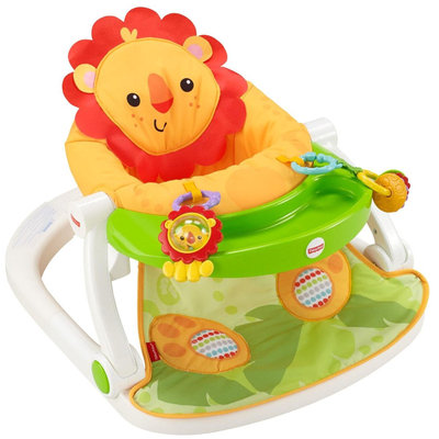 Fisher Price Fisher-Price Sit-Me-Up Floor Seat