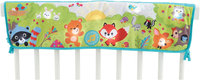 Fisher Price Woodland Friends Twinkling Light Crib Rail Soother