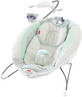 Fisher Price Deluxe Bouncer - Moonlight Meadow