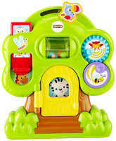 Fisher Price Fisher-Price Animal Friends Discovery Treehouse