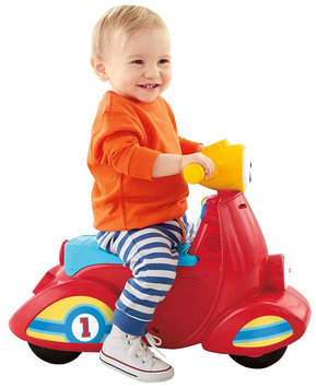 Fisher Price Laugh & Learn Smart Stages Scooter - 1 ct.