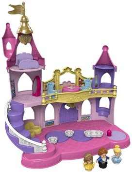 Fisher Price Little People Disney Princess Musical Dancing Palace - 1 ct.
